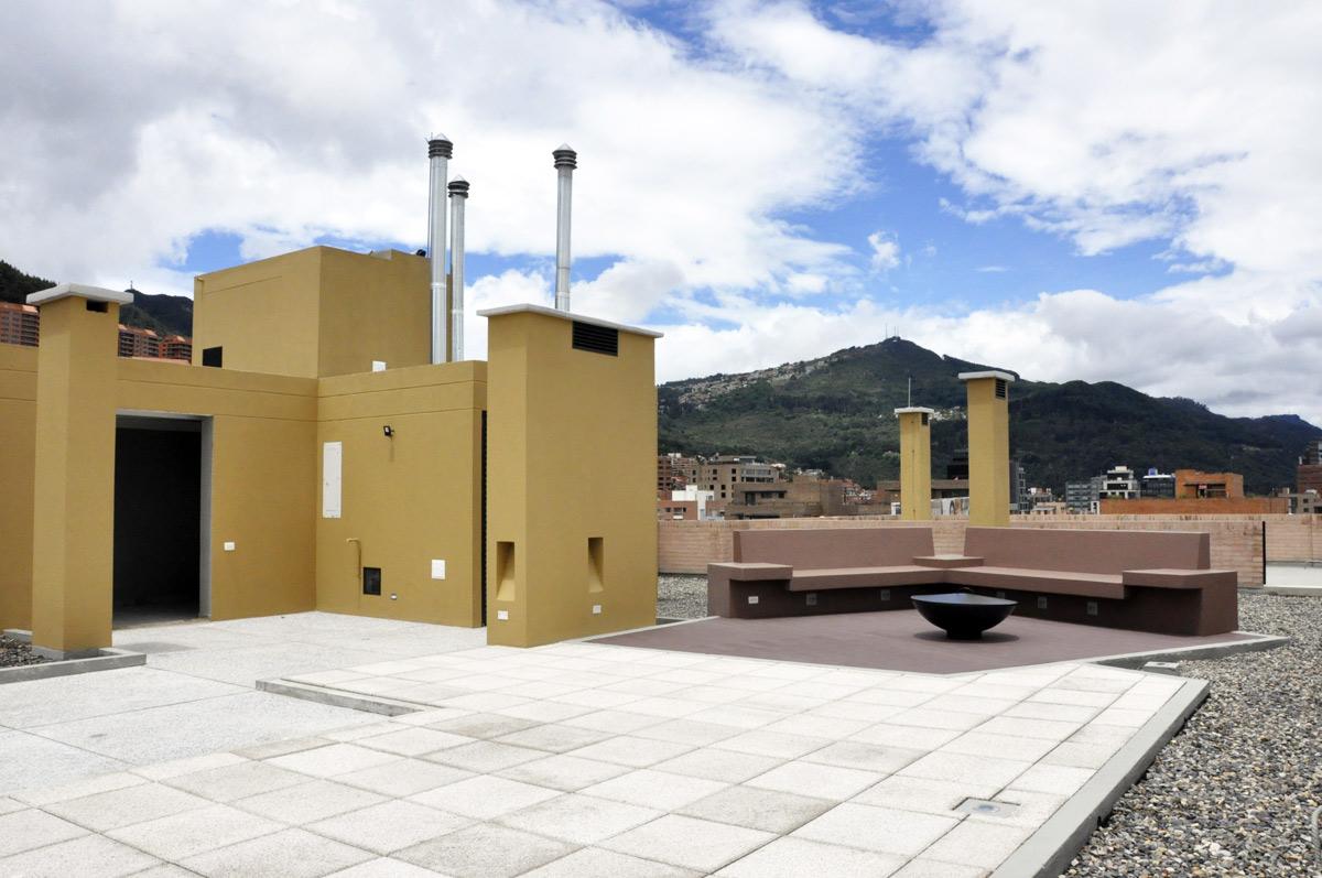 Espacios Constructivos Bogota Colombia Bau 127